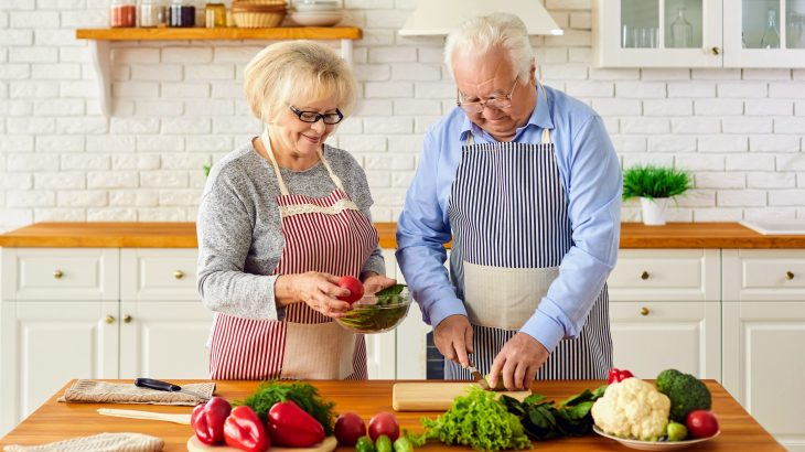 The researchers found that patients over the age of 60 can lose the same amount of weight as younger people using simple lifestyle changes.