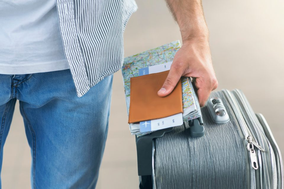 In a new study from Flinders University, forensic scientists have developed a new tool that can check for environmental DNA in the dust on baggage, shoes, clothes, or even a passport.