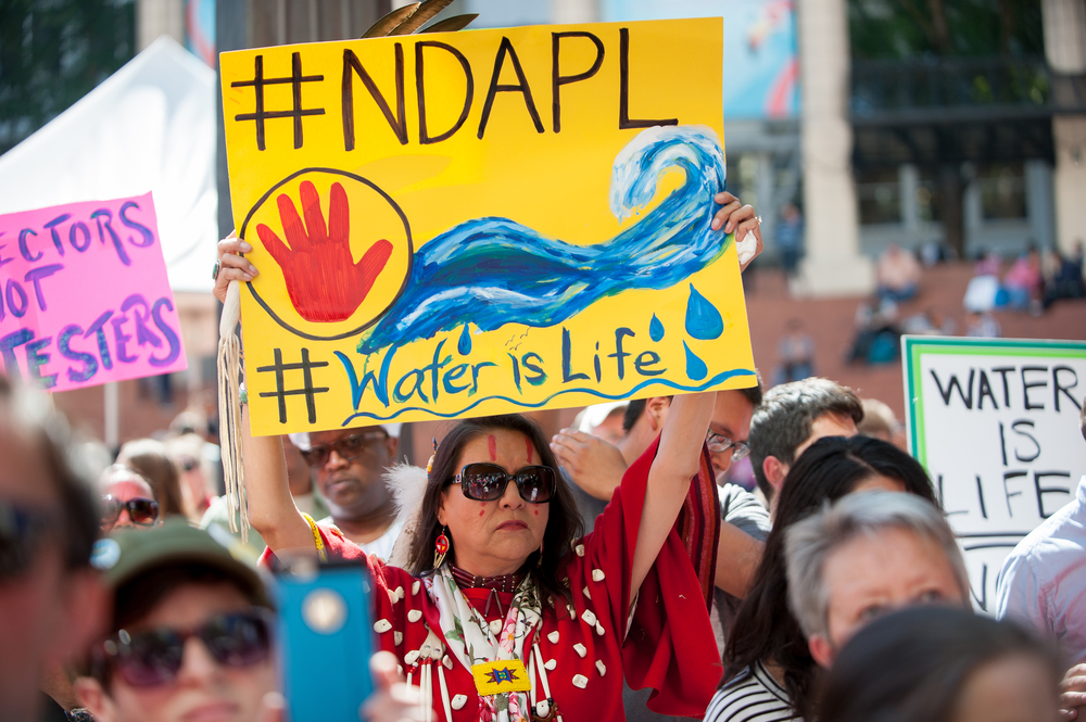 NDAPL; water is life