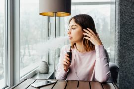 The results of two separate investigations confirmed the link between vaping and mental fog.