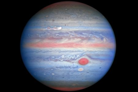 Today's Video of the Day from NASA Goddard describes the Outer Planet Atmospheres Legacy (OPAL) project, which was designed to obtain to help experts investigate the atmospheric dynamics and evolution of Jupiter, Saturn, Uranus, and Neptune.
