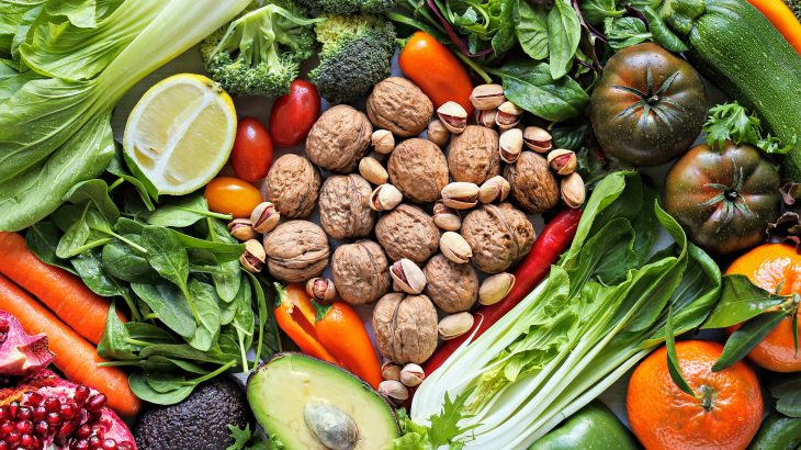 A diet rich in plant-based foods has been linked to an abundance of healthy gut microbes that are associated with a lower risk of obesity, type 2 diabetes, and cardiovascular disease.