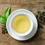 The experts report that drinking two cups of oolong tea per day triggers the breakdown of fat overnight.