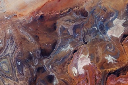 Today's Video of the Day from the European Space Agency features the Tanezrouft Basin, which is one of the most barren parts of the Sahara Desert.
