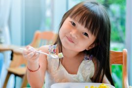 An international study led by the University of Vermont is the largest-ever investigation into how climate change affects children's diets.