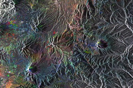 Today's Image of the Day from the European Space Agency features the northern highlands of Ecuador in South America. This region is part of the northern zone of the Andean Volcanic Belt.