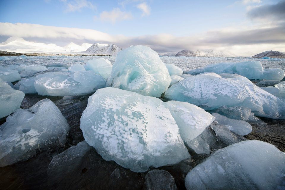 Over the last 30 years, the Arctic is warming at a rate that is two to three times faster than the rest of the planet