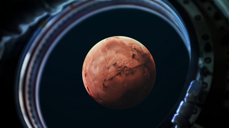 Microbes from Earth could temporarily survive on the surface of Mars, according to a new research by scientists at NASA and the German Aerospace Center.