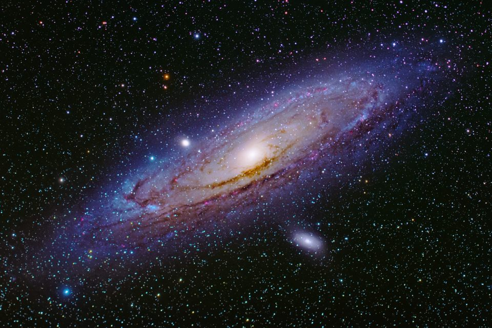 A new study from the University of Copenhagen suggests that our galaxy may be filled with millions of planets that have oceans and continents like those found on Earth.