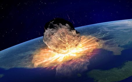 The discovery of asteroid dust at the impact site finally solves a long-standing debate about how the dinosaurs were wiped out