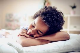 "Experts at the University of Manchester have narrowed down the ""perfect bedtime routine"" for children between the ages of two and eight."