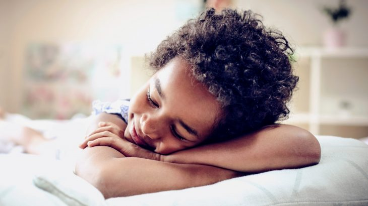 """Experts at the University of Manchester have narrowed down the """"perfect bedtime routine"""" for children between the ages of two and eight."""