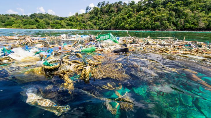 In a new study from the American Institute of Physics (AIP), scientists have developed a model that predicts the probability of plastic debris being transported from one part of the ocean to another.