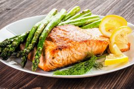 Just two servings of fish per week can help prevent recurrent cardiovascular events, according to new research from McMaster University