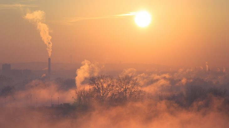 Reductions in air pollution could actually boost global warming without a substantial cut in carbon dioxide emissions