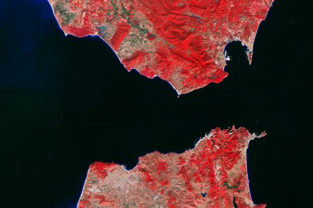 Today's Video of the Day from the European Space Agency features the Strait of Gibraltar, which connects the Mediterranean Sea with the Atlantic Ocean.