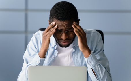 Men are more likely to have a heart attack when they are suffering from fatigue and extreme irritability, which are symptoms of a condition known as vital exhaustion