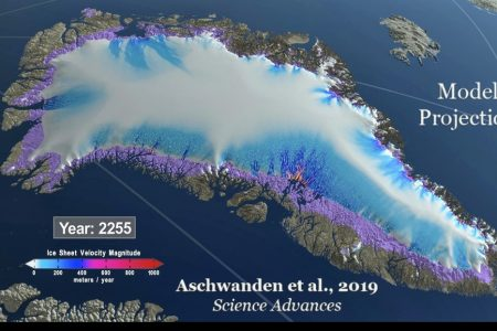 Today's Video of the Day from the University of Vermont describes the strongest evidence yet that Greenland is more sensitive to climate change than what was previously expected.