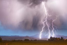 A new study from Yale University suggests that trillions of lightning strikes, occurring over a billion years, may have sparked life on our planet