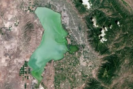 Today's Video of the Day from NASA Goddard describes how satellites are helping scientists monitor recreational sites for potentially harmful algae blooms.