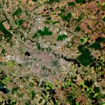 Today's Video of the Day from the European Space Agency features Bucharest, which is the capital of Romania