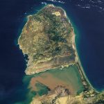Today's Image of the Day from the European Space Agency features the Paraguaná Peninsula in Venezuela.