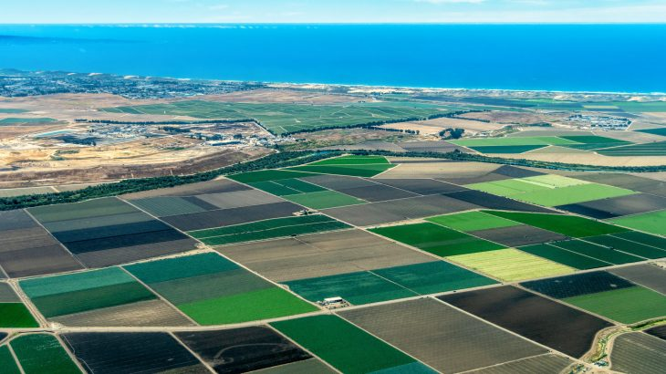 A new study from the University of Sydney has revealed that 64 percent of the world's farmland is at risk of pesticide pollution