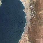 Today's Video of the Day from the European Space Agency features the port city of Antofagasta, Chile, which is located about 1,000 kilometers north of Santiago.