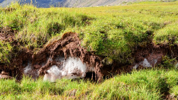 Earth's permafrost became less susceptible to thawing about 400,000 years ago, according to a new study from the Massachusetts Institute of Technology.
