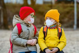 Exposure to air pollution during childhood increases the risk of high blood pressure, according to the American Heart Association.