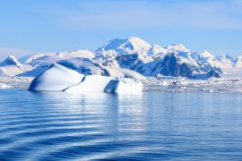 At the current rate of global warming, Antarctic ice loss will trigger unstoppable sea level rise.