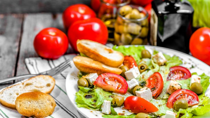 A Mediterranean diet could help protect your brain from Alzheimer's disease and other types of dementia, according to a new study
