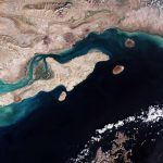 Today's Video of the Day from the European Space Agency features Qeshm Island in the Strait of Hormuz