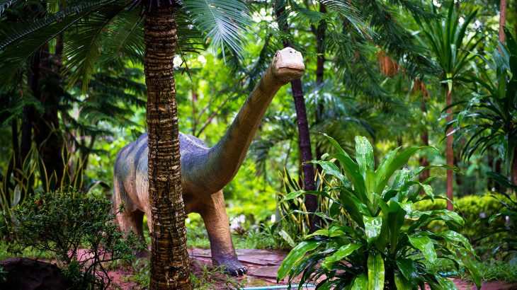 Herbivores evolved powerful jaws to survive the Triassic