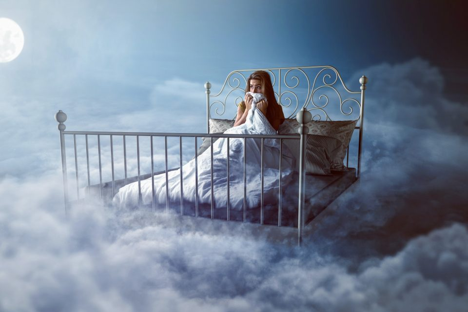 Dreams are meant to be weird to throw a little chaos into our everyday lives and keep us alert, according to a new theory.