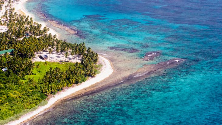 In a new study from the University of Southampton, experts have linked the clearing of a tropical forest in Central America to darker waters off the coast of Belize