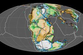 pangea, supercontinents