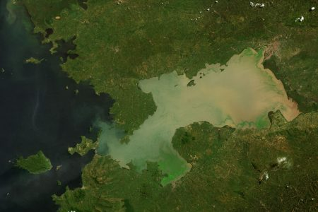 Today's Image of the Day from NASA Earth Observatory features Lake Victoria, where recent flooding displaced tens of thousands of people.