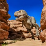A new study shows that Tyrannosaurs were so big, in fact, that the juveniles displaced medium-sized predators.