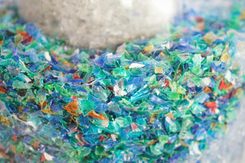 microplastic trash