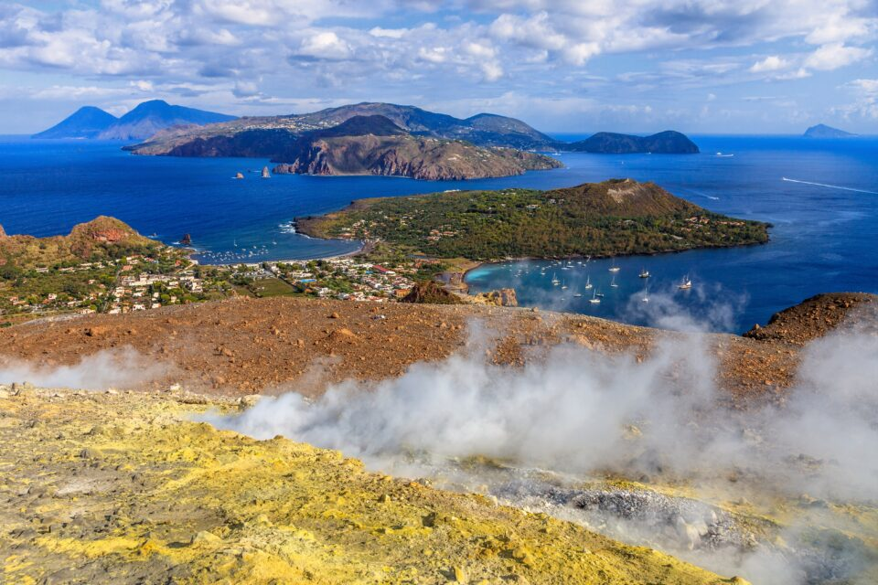 Fluctuations in the sea level can cause eruptions on volcanic islands, according to a new study from Oxford Brookes University.