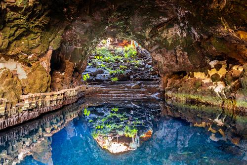 lava cave