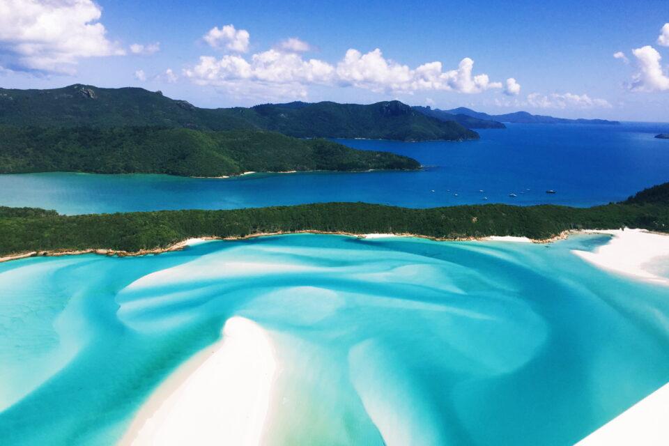 Whitehaven,Beach,,Queensland Australia