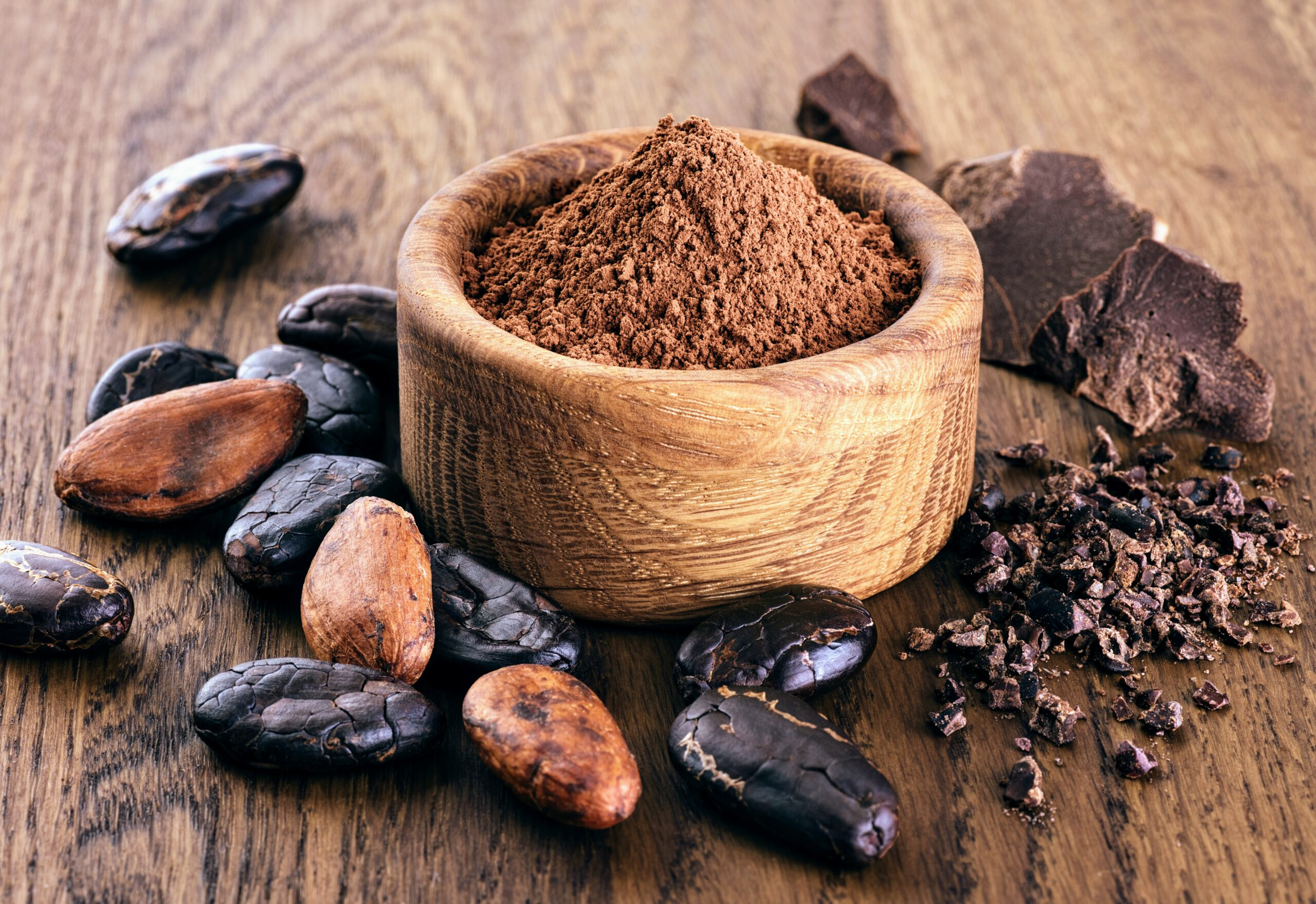 As a result, cocoa consumption could potentially help us age better and reduce the risk for developing cardiovascular disease, cancer, and other illnesses.