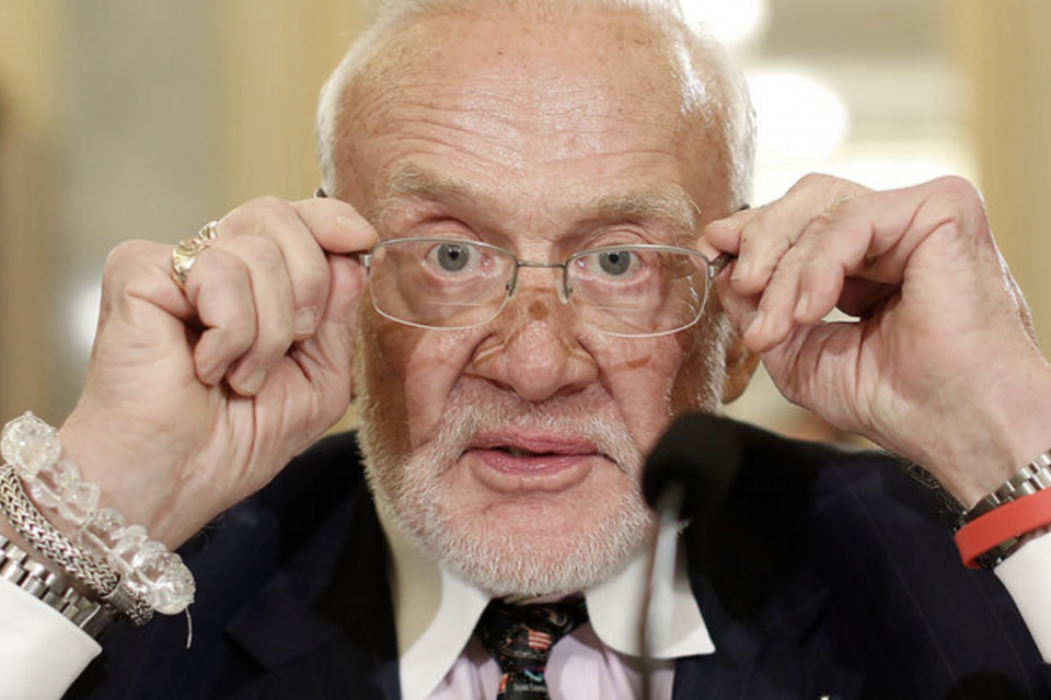 Buzz Aldrin Shares What Happened To Him After Landing On The Moon