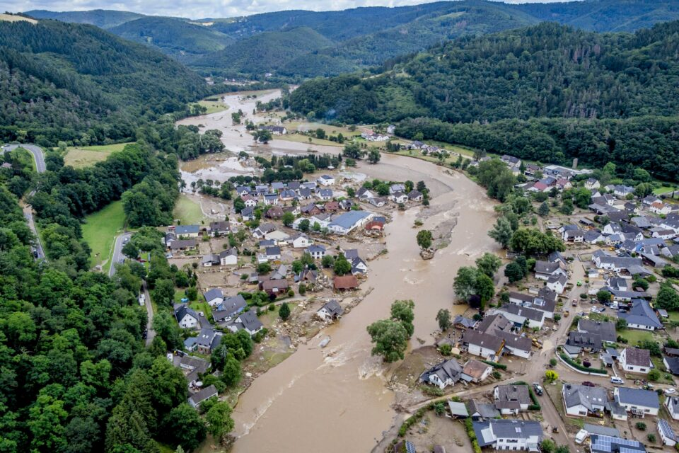The extreme precipitation event was far more destructive than scientific models predicted, leading climate scientists at the Helmholtz Centre Potsdam to ask new questions.