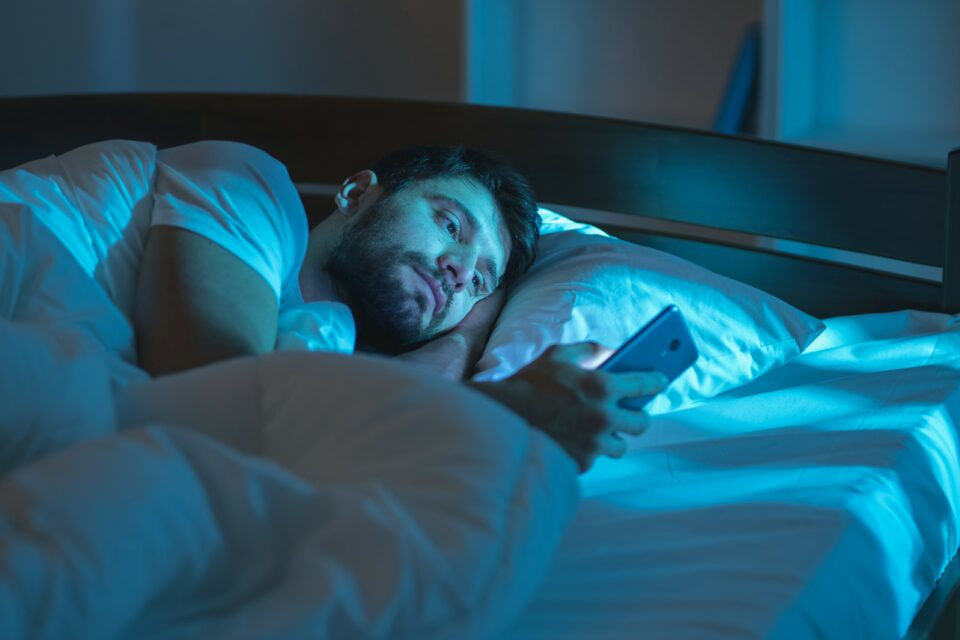 Researchers from Uppsala University found that men tend to sleep worse on nights during the first half of the lunar cycle