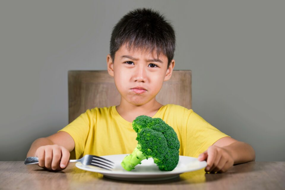 A new study from the American Chemical Society reveals the science behind why some kids are so repulsed by eating these vegetables