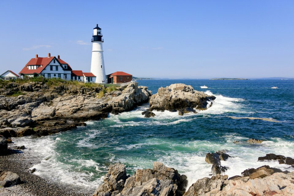 new research from the University of Massachusetts Amherst has focused on exactly how fast global warming will affect the Northeast coast