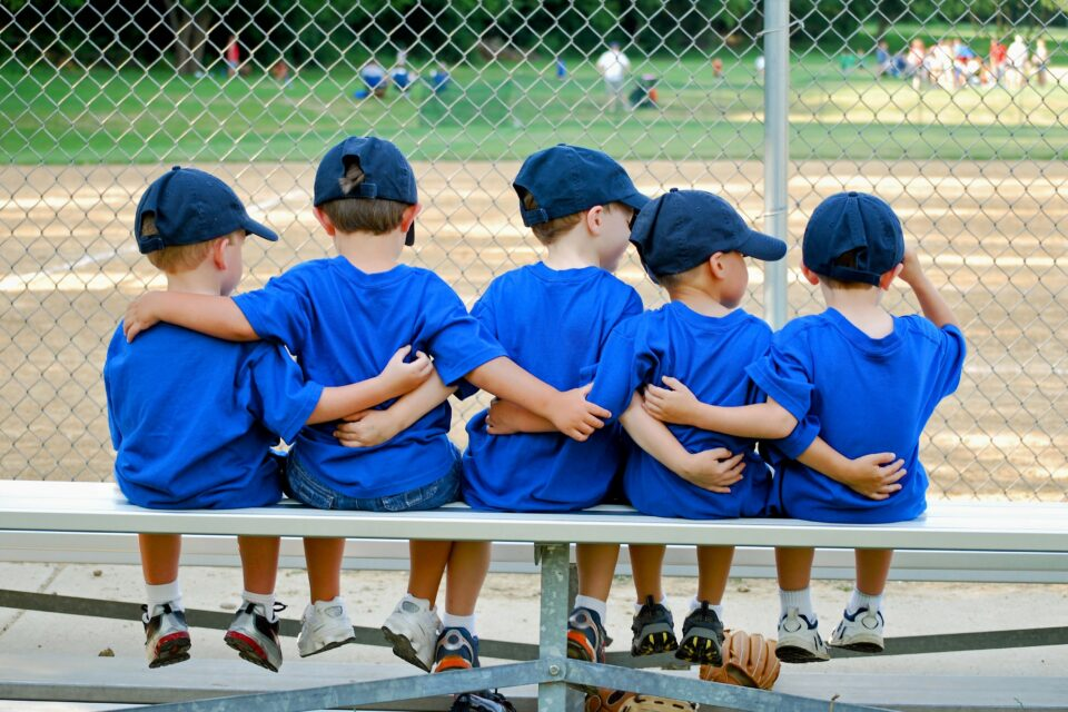 A new study led by the University of Montreal has found that boys who engage in sports activities in early childhood are less prone to experience emotional distress in middle childhood